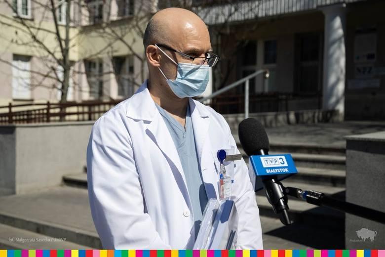 Dwa z nich zastąpią całkowicie wysłużone kilkunastoletnie respiratory, które będą zapasowymi - mówi dr Piotr Gałkin