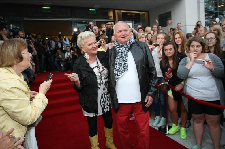 Festiwal Filmowy W Gdyni Moda Na Czerwonym Dywanie Zdjęcia