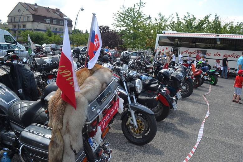 Motoserce 2014 w Jaworznie