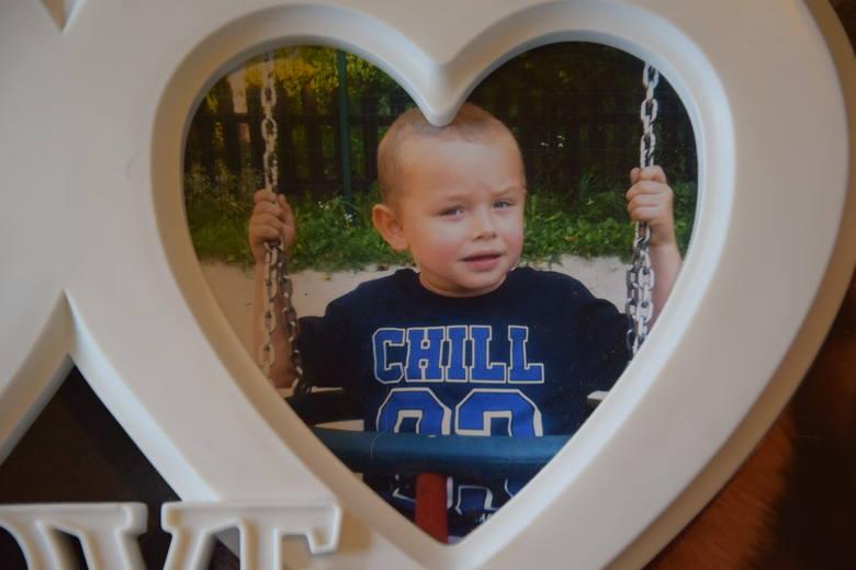 4-letni Seweryn zmarł na początku września w szpitalu