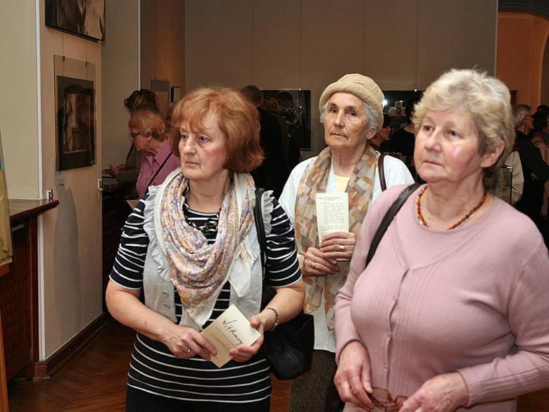 Wystawa prac Witkacego w Grudziądzu
