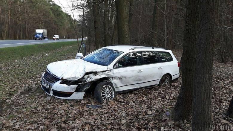 50-letni kierowca vw transportera wymusił pierwszeństwo przejazdu na 51-letniej kierującej vw passatem na skrzyżowaniu DK 94 i drogi w stronę Falmirowic.