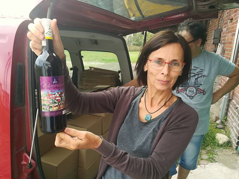 Wina z Borowa kilkakrotnie były oficjalnymi trunkami zielonogórskiego Winobrania