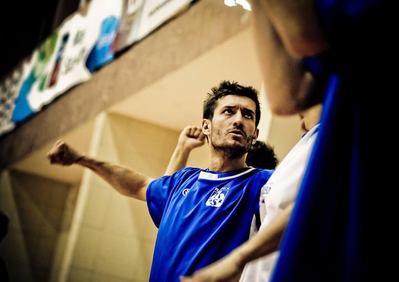 Wspominamy szczecińską koszykówkę - sezon po awansie AZS Radex do I ligi [GALERIA]