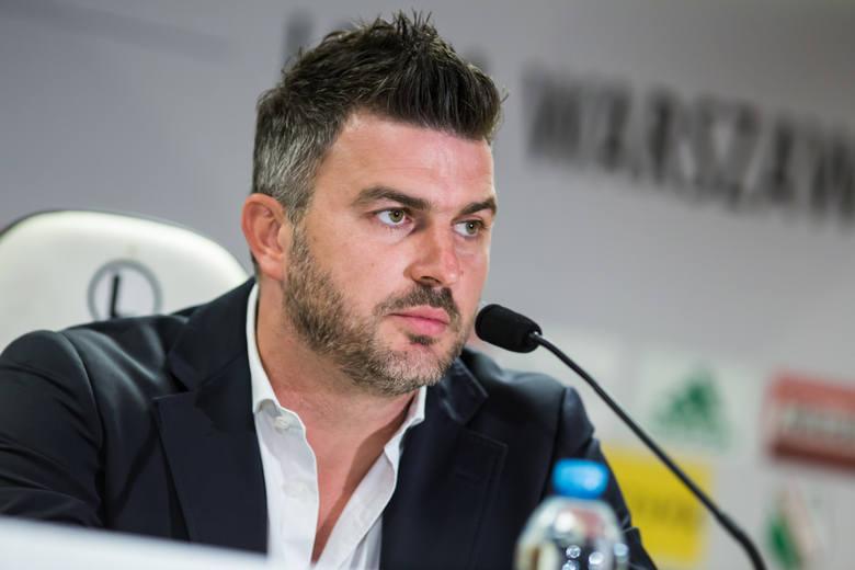 Michał Żewłakow, ekspert stacji Canal Plus