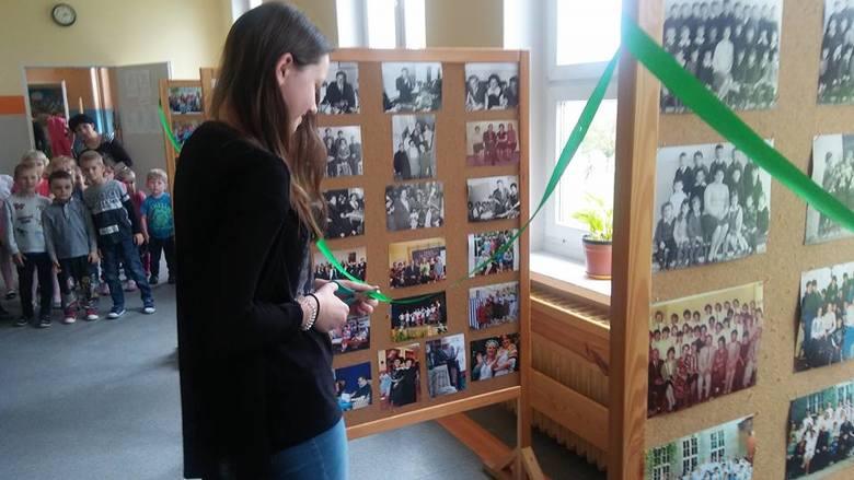 180 zdjęć dokumentujących historię szkoły w Szczepanowie [zdjęcia]