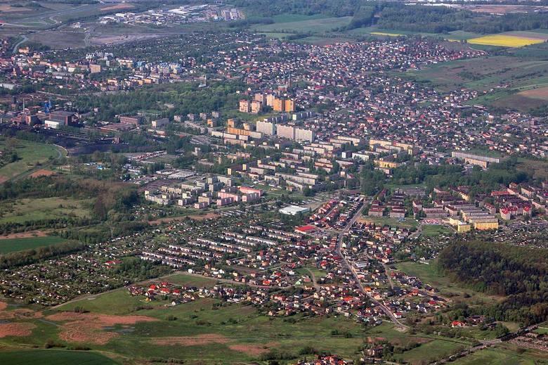 Piekary Śląskie - 4 619,63 złŚrednie wynagrodzenie mieszkańców tego miasta windują pracownicy KWK Bobrek.
