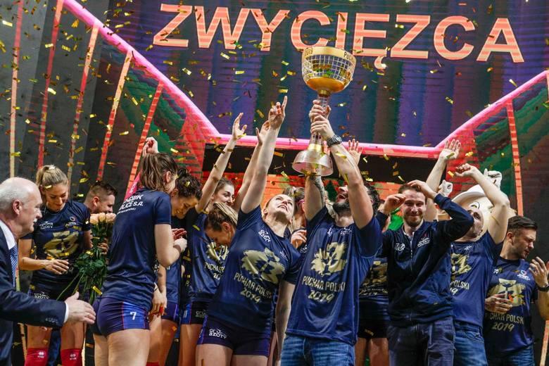 Szczęśliwa siódemka. Puchar Polski wrócił do Chemika Police! [ZDJĘCIA]