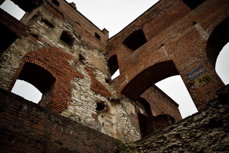 Władze chcą uczynić z dawnego zamku atrakcję turystyczną. Zamek ma być rewitalizowany