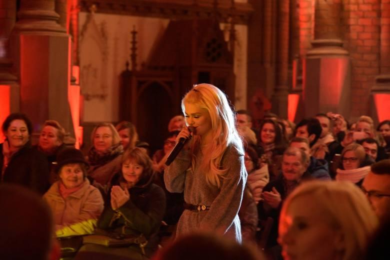 Margaret zaśpiewała w białostockiej katedrze