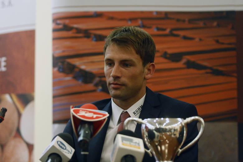 Tenis: Kubot w Lubinie spotkał się z kibicami i dziennikarzami (ZDJĘCIA, FILM)