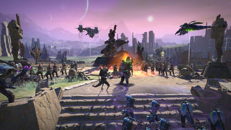 Data premiery: 6 sierpnia 2019Tryb gry: Single/multiplayerCena w dniu premiery: 179,99 złSpin-off cyklu strategii turowych Age of Wonders, który zabiera