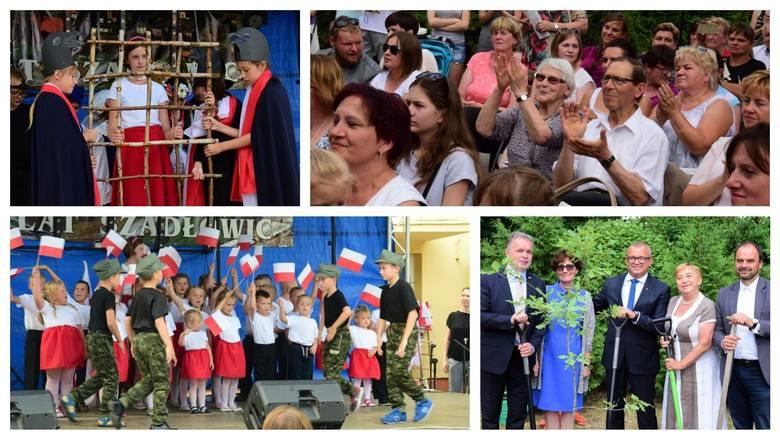 Szadłowice (gmina Gniewkowo) hucznie obchodzą swoje 790-lecie. Z tej okazji w sobotę odbyła się msza święta. Prelekcję na temat historii miejscowości