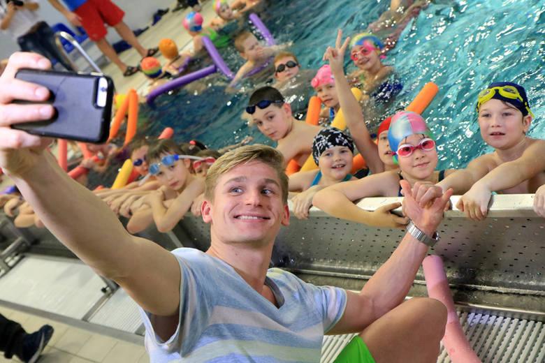 Umiem pływać - zajęcia z Radosławem Kawęckim