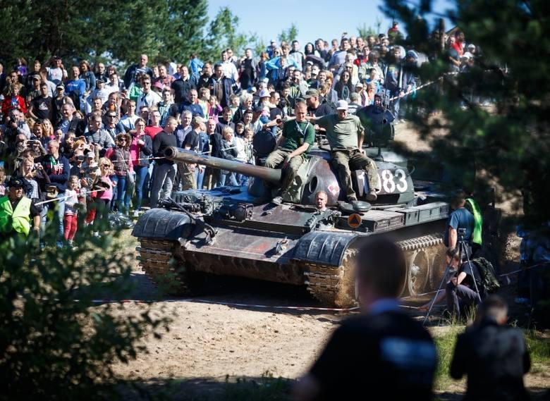 Piknik militarny w Ogrodniczkach (zdjęcia)