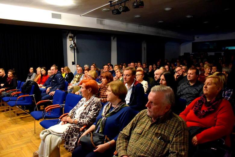 Skierniewicki Festiwal Podróżniczy: Spotkanie z Piotrem Pustelnikiem [ZDJĘCIA, FILM]