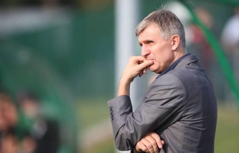 Drugim trenerem został Andrzej Kretek. Pracę rozpoczął 9 września, a debiut na ławce ŁKS miał w meczu Pucharu Polski z Włókniarzem Konstantynów. z dwukrotnym
