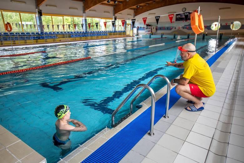 Wczoraj uruchomione zostały dwa bydgoskie baseny: Laguna przy Szkole Podstawowej nr 60 oraz Bryza przy SP nr 63.