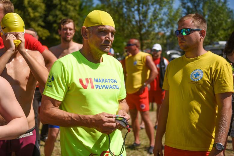 Wpław przez Kiekrz 2018. Międzynarodowy Maraton Pływacki po raz 51.
