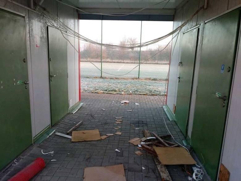Obiekt na Orliku w Kożuchowie został zamknięty do odwołania. Koszt naprawy będzie wynosił ok. 1500 zł