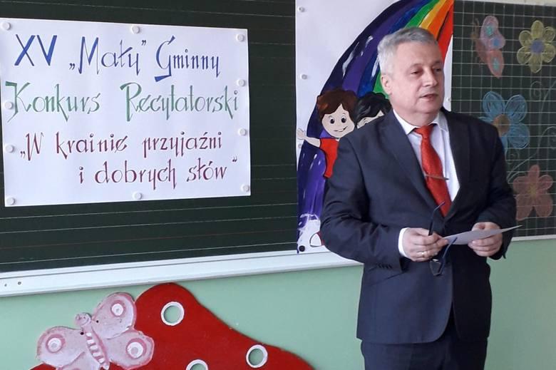 """Przyjaźń i dobre słowa - konkurs recytatorski w kazimierskiej """"Trójce"""""""