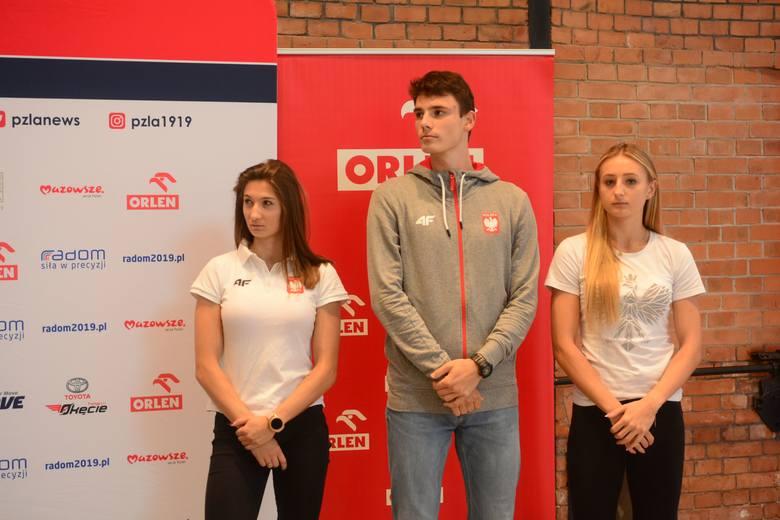 Martyna Kotwiła (z lewej) i Natalia Wosztyl (z prawej)zaprezentują się przed własną publicznością na mistrzostwach Polski seniorów