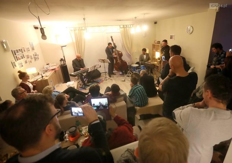Jazzowa domówka, czyli czarny jazz na Czarnej Łące i zapowiedź Szczecin Jazz Festiwalu [ZDJĘCIA]