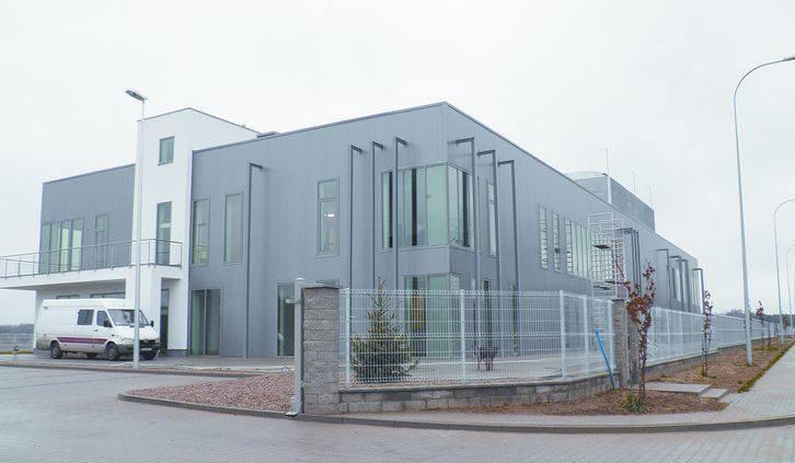 Zambrów. Balton będzie produkować nowoczesny sprzęt medyczny.W tym nowoczesnym budynku, o łącznej powierzchni ok. 4 tys. m kw.  będzie produkowany sprzęt