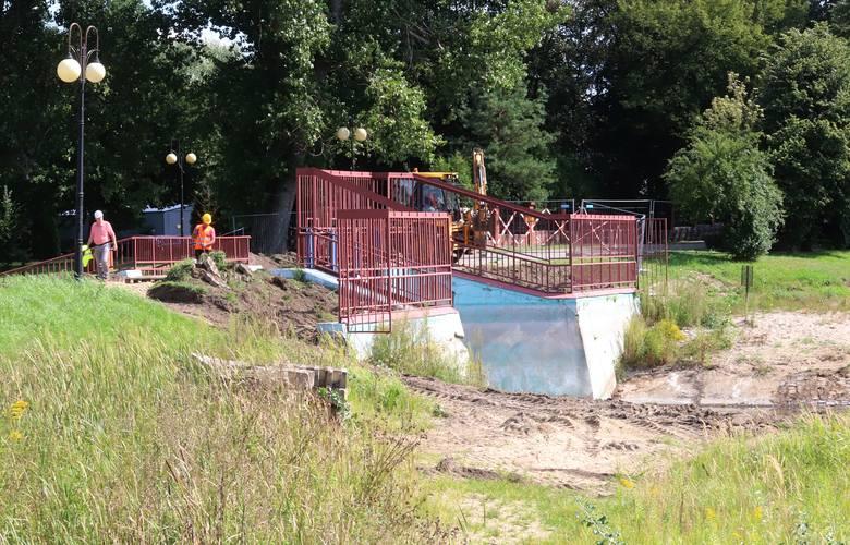 Rozpoczęła się modernizacja zalewu na Borkach. Co tam powstanie?