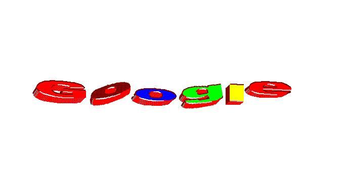 Prototyp loga Google (od 15 września 1997 do 27 września 1998)