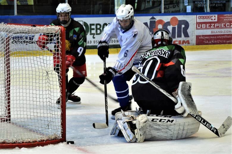 Hokej, kwalifikacja do OOM. Wielkie emocje w meczu UKH Unia Oświęcim z MOSM Tychy
