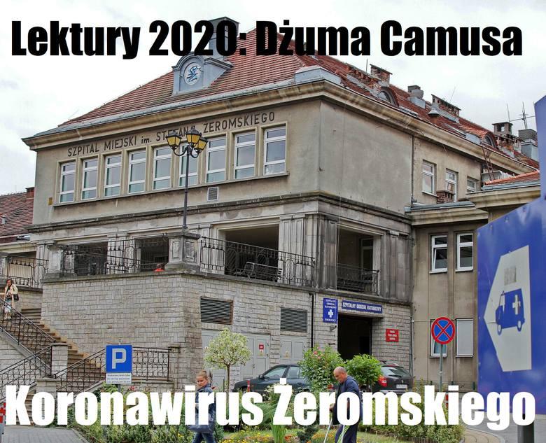 Koronawirus dotarł do Krakowa. Internauci reagują memami