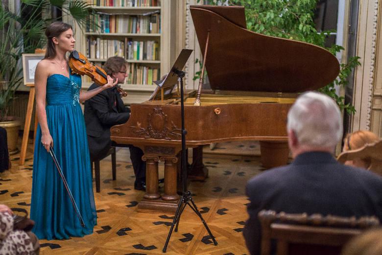 Celina Kotz i Marcin Sikorski na Festiwalu Muzyki Romantycznej [ZDJĘCIA]