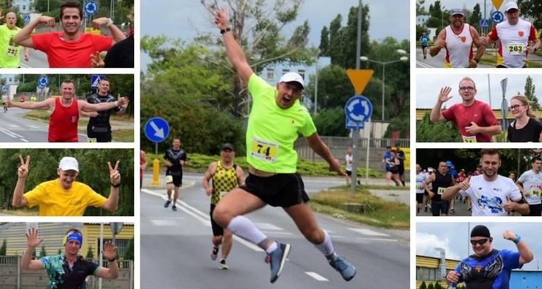 Prawie 400 osób wzięło udział w zawodach organizowanych w sobotnie przedpołudnie na ulicach Janikowa. Biegacze mieli do pokonania 10 kilometrów, a zawodnicy