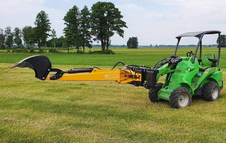 Grutech - Producent Maszyn Rolniczych i Komunalnych