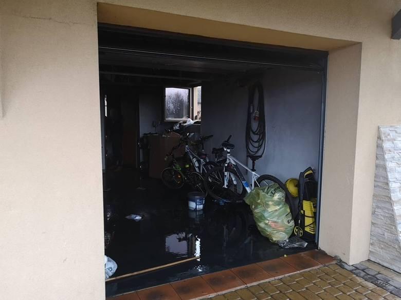 W piątek około godz. 14.20 strażacy w Przemyślu odebrali zgłoszenie o pożarze w Zadąbrowiu (gm. Orły). Paliło się w kotłowni domu jednorodzinnego. Do