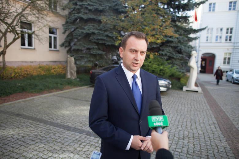 Tomasz Trela ogłosił się jedynym prawdziwym kandydatem lewicy