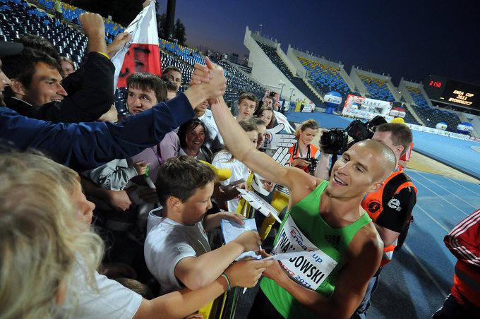 Polacy lepsi od mistrza świata