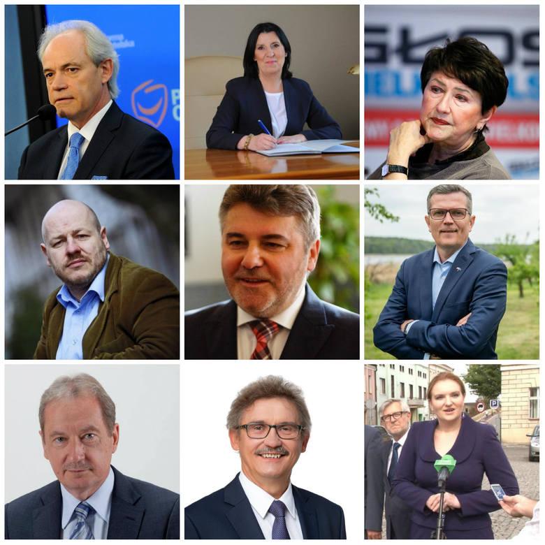 Wielkopolska będzie miała 9 senatorów. Zdecydowane zwycięstwo odniosła Koalicja Obywatelska, która uzyskała aż 7 mandatów. Po jednym mandacie otrzymają