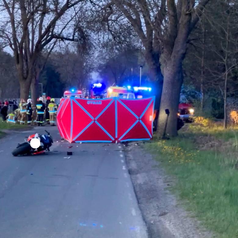 Wypadek motocyklistów w Aleksandrowie ŁódzkimPrzesłuchanie odbyło się w szpitalu MSW, do którego kobieta trafiła po zdarzeniu. Podejrzana nie przyznała