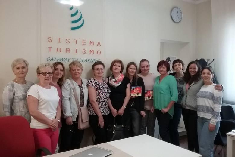 Projekt międzynarodowy nauczycieli Zespołu Szkół Ponadgimnazjalnych numer 1 w Tarnobrzegu