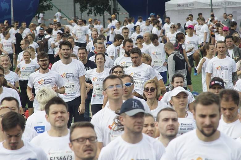 Zapisy na Poznań Business Run trwały w tym roku tylko 8 minut. To najlepiej świadczy o popularności tego biegu