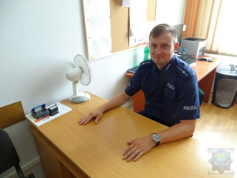Policjant po służbie, który robił zakupy w supermarkecie w Kędzierzynie-Koźlu, wypatrzył poszukiwaną oszustkę
