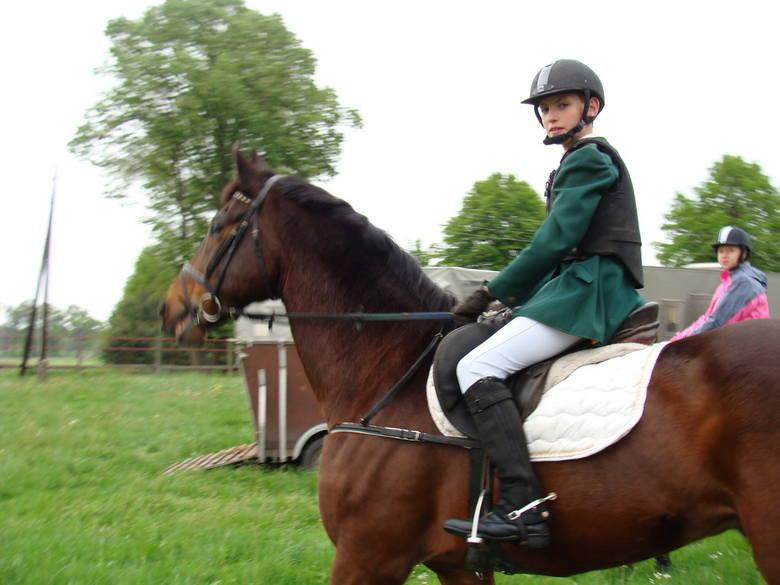 Zawody jeździeckie w Szprotawie