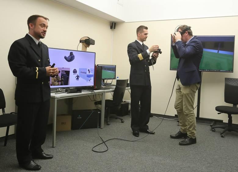 Akademia Morska w Szczecinie otworzyła nowoczesne laboratorium do nawigacji wirtualnej