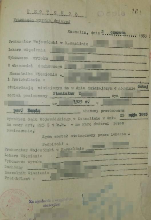Akta sprawy Stanisława T.