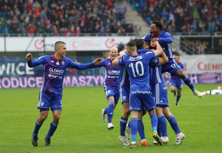 Piast Gliwice już w I rundzie trafi na wymagających rywali