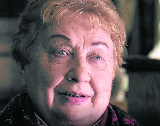 Maria Dobryniewska: Myślę, że odgrywane przez nas sceny bardzo przypominają życie na Kresach, na Polesiu...