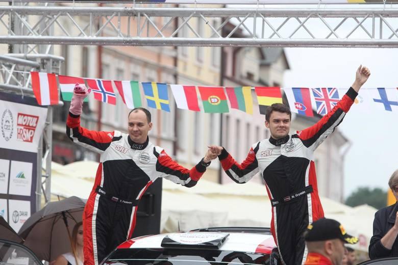 Startujący z łotewską licencją Rosjanin Nikołaj Griazin był bezkonkurencyjny podczas 27. edycji Rajdu Rzeszowskiego. Drugie miejsce zajął rzeszowianin