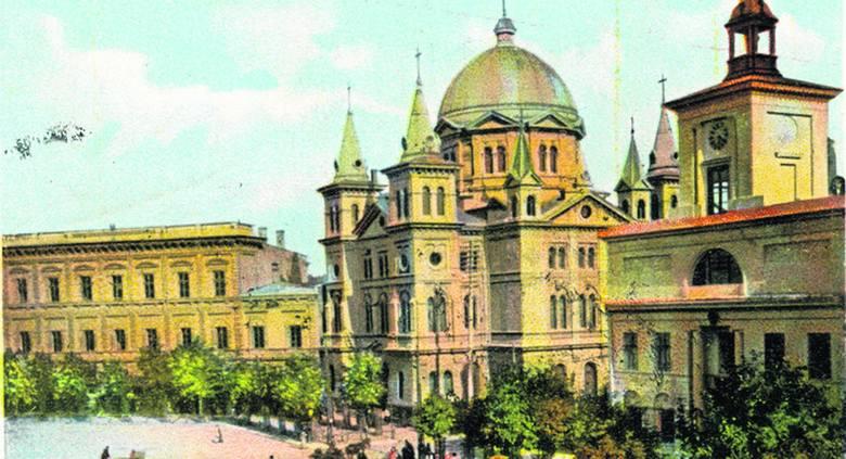 Zanim Łódź stała się wielkim miastem, była wioską w puszczy
